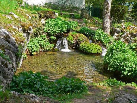 Les activit s proximit du camping de samo ns et celles for Camping jardin botanique